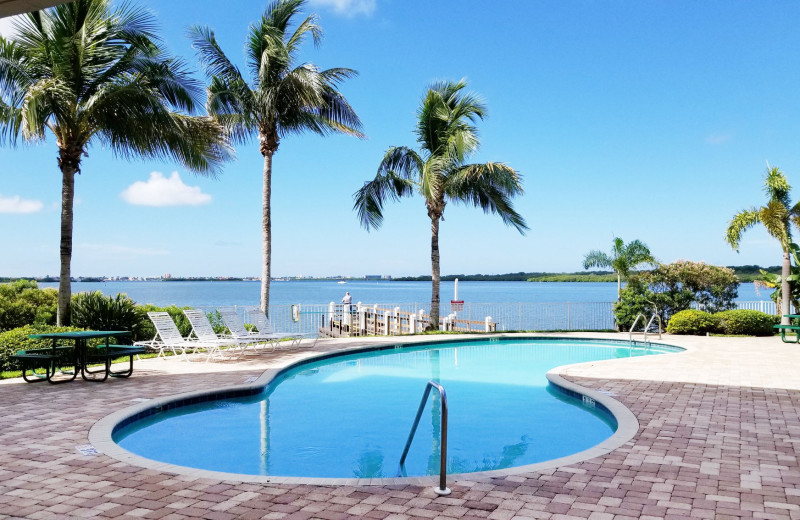 Pool at Boca Ciega Resort.