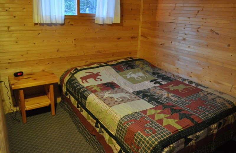 Guest Room at White Pine Lodge