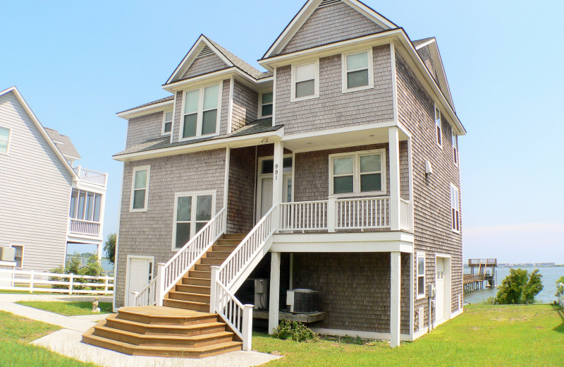 Rental exterior at Access Realty Group.