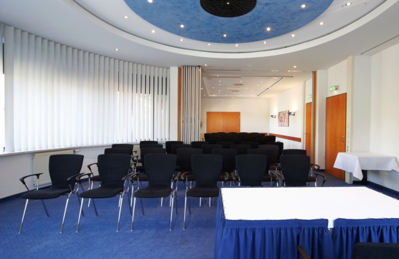 Meeting at InterCityHotel Erfurt.