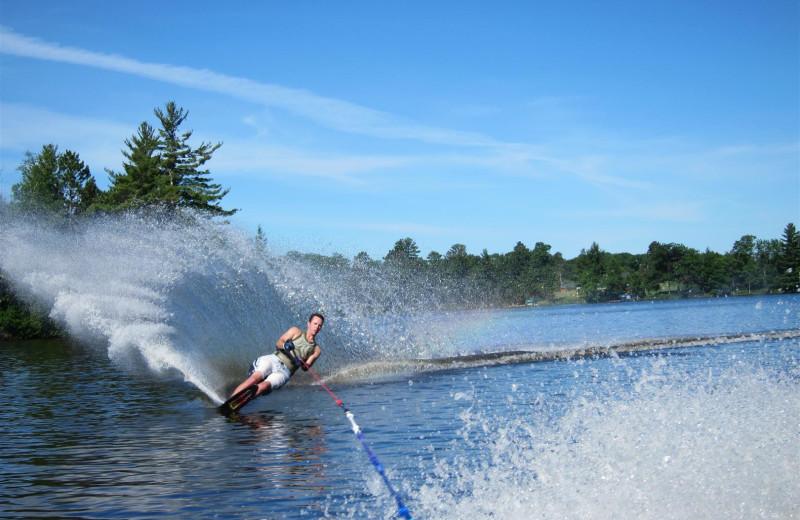 Jet ski at Chanticleer Inn.