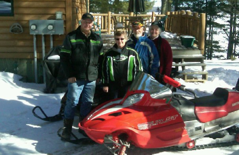 Winter Activities at Edgewood Resort