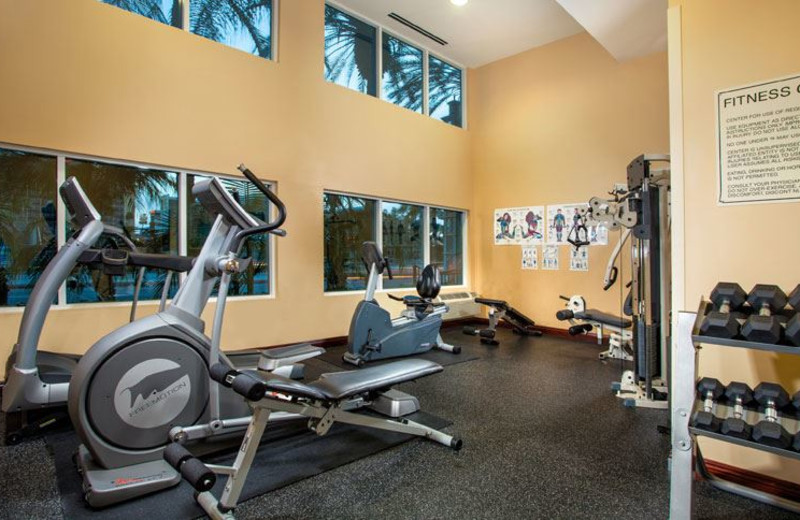 Fitness Center at Desert Palms Hotel & Suites