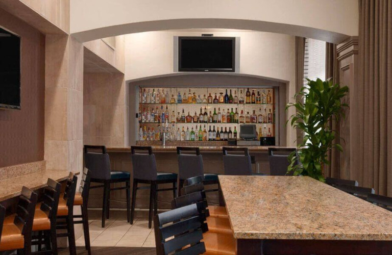 Onsite Bar at Wyndham Houston - Medical Center Hotel and Suites