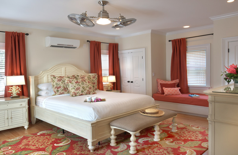 Unique Bedroom at The Gardens Hotel