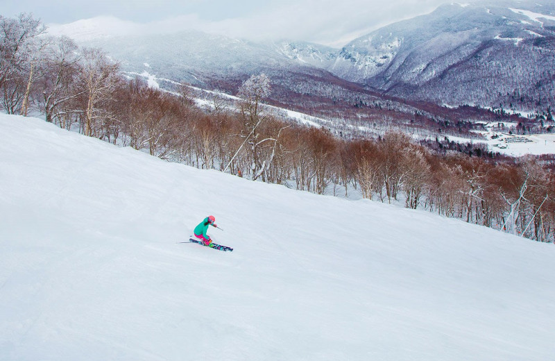 Skiing at Stowe Vacation Rentals & Property Management.