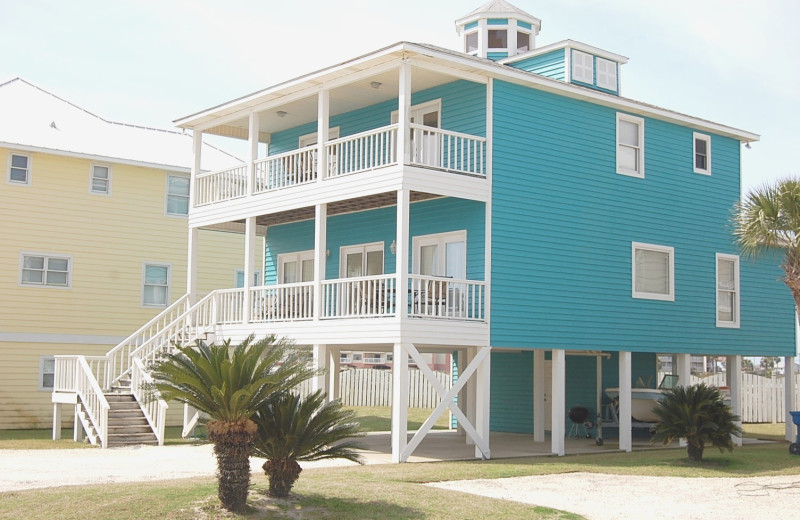 Rental exterior at Anchor Vacations, Inc.