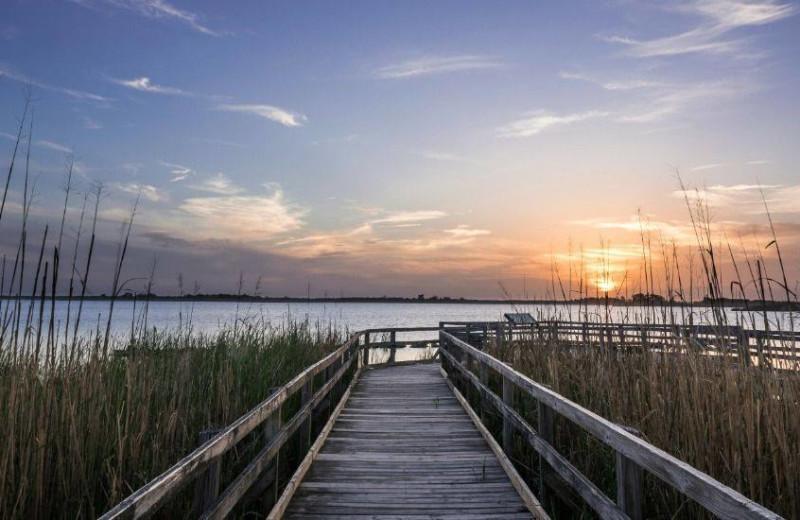 Boardwalk at Sanctuary Vacation Rentals at Sandbridge.
