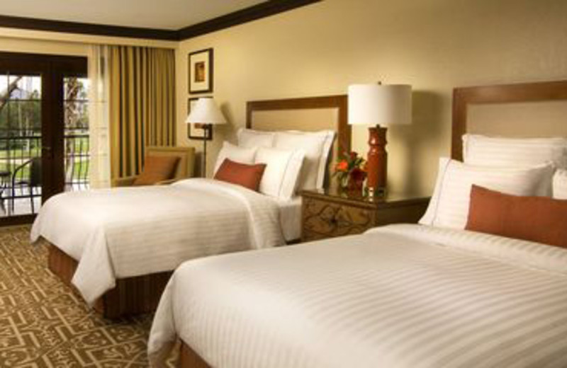 Double Guest Room at Rancho Las Palmas Resort