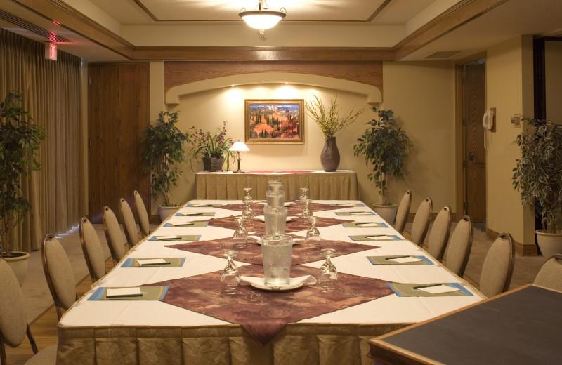 Meeting room at Lake Okanagan Resort