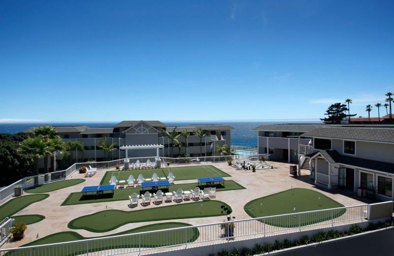Exterior View of Pismo Lighthouse Suites