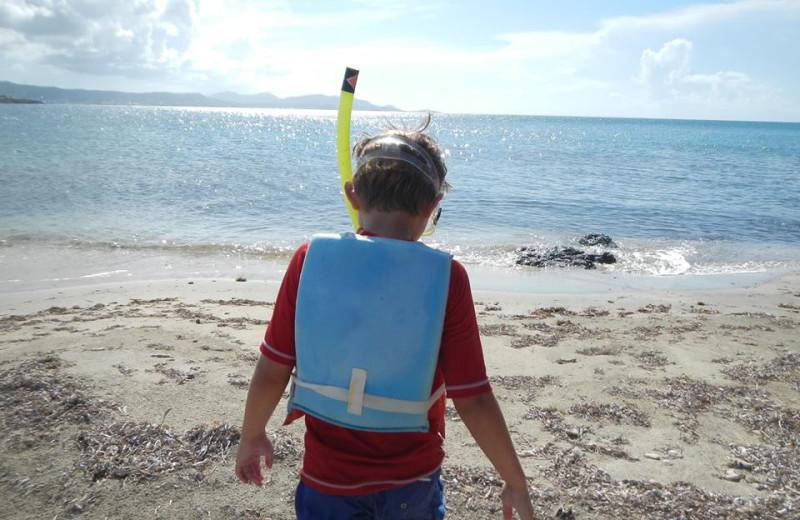 Outdoor Activities at Tamarind Reef Resort