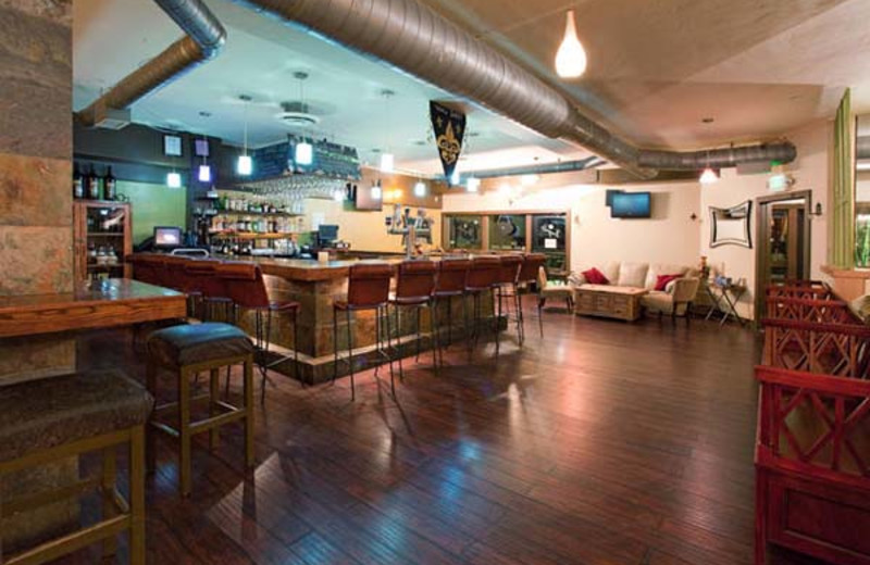 Lobby Bar at Holiday Inn Apex Vail