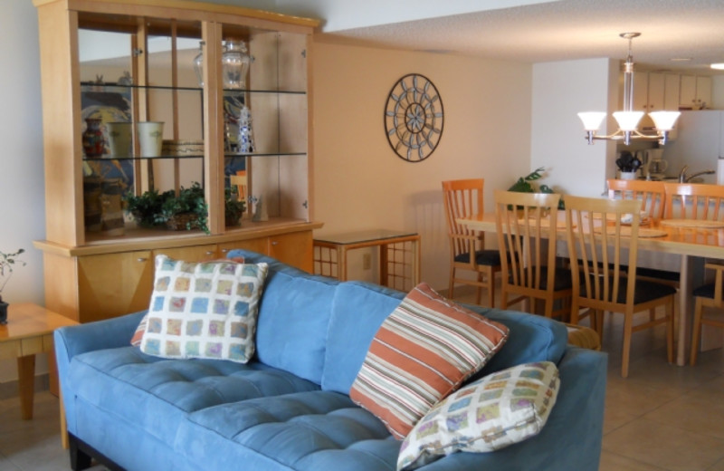 Rental interior at Amelia Island Rentals, Inc.