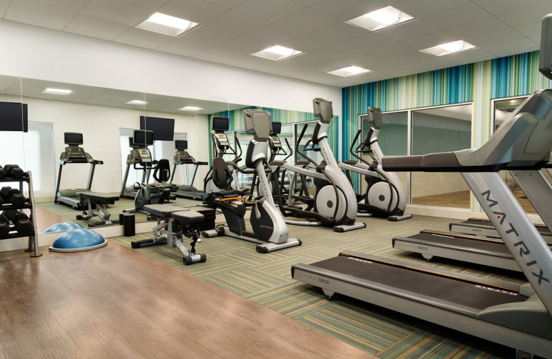 Fitness room at Holiday Inn Express - Wilmington North - Brandywine.