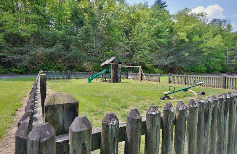 Kid's playground at Eden Crest Vacation Rentals, Inc.
