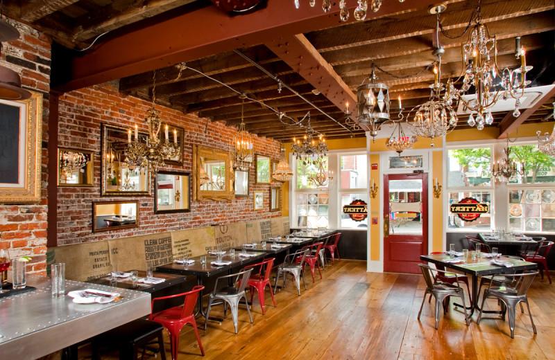 Restaurant at Doylestown Inn.