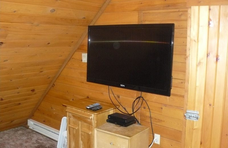 Rental TV at Sand County Service Company - Little Ponderosa.