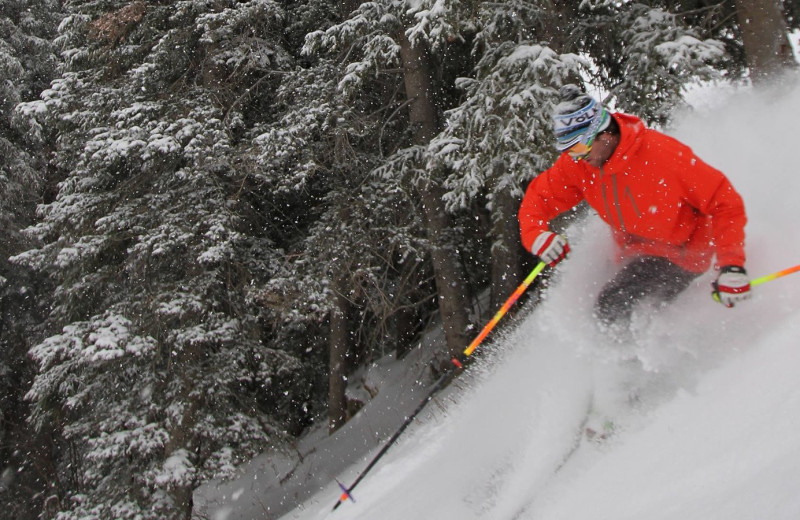 Downhill Skiing at Durango Mountain Resort