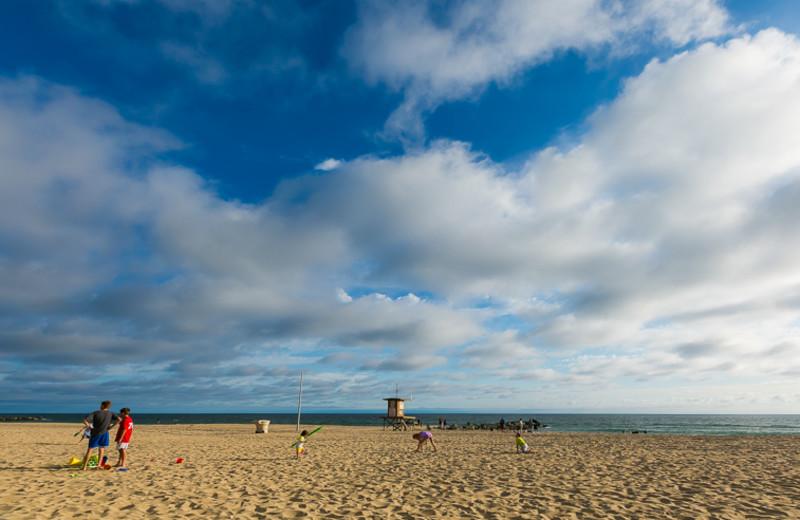 Beach at Seabreeze Vacation Rentals, LLC-Orange County.