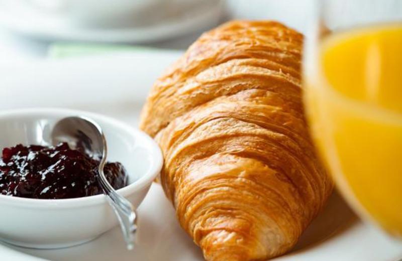Breakfast at Hotel Gothia.