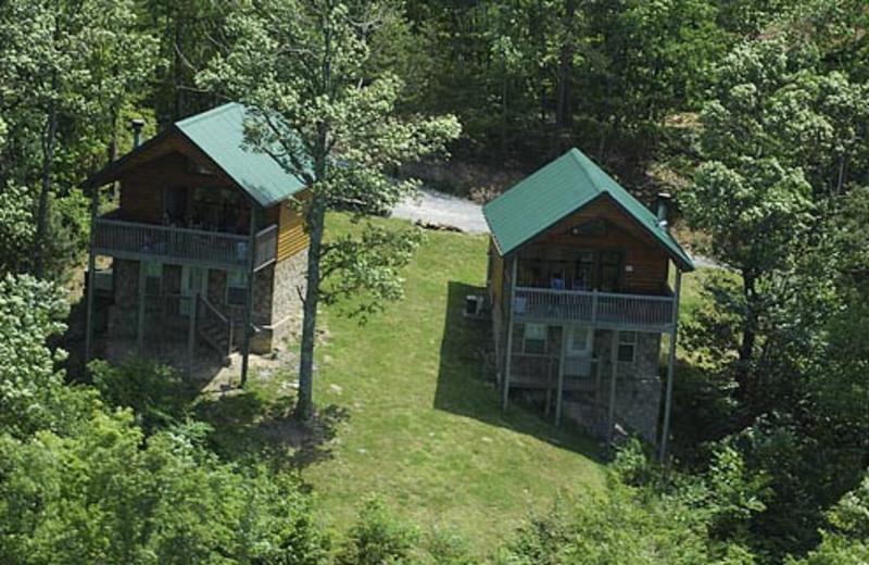 Vacation Rental at Volunteer Cabin Rentals