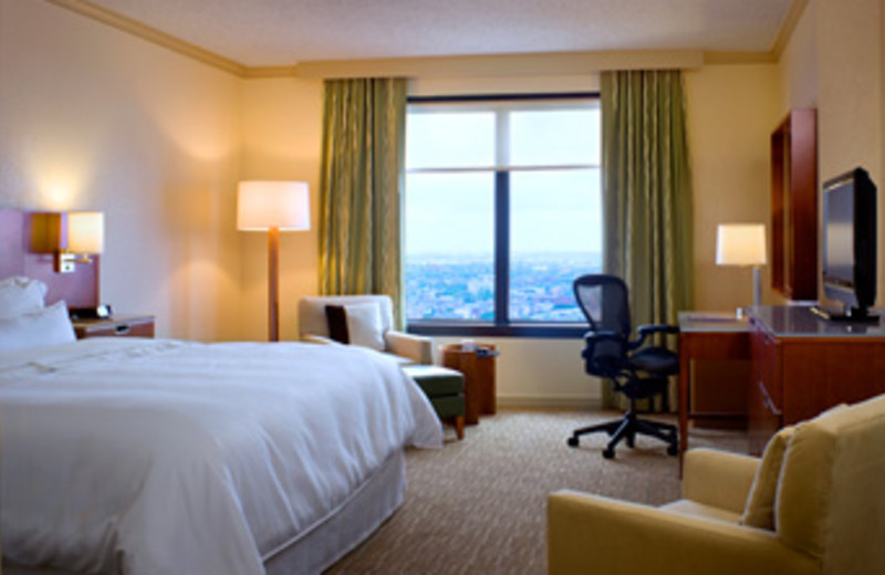 King Suite at Westin New Orleans Canal Place