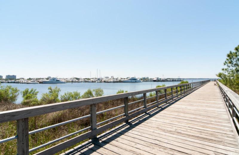Boardwalk at Destin Getaways.