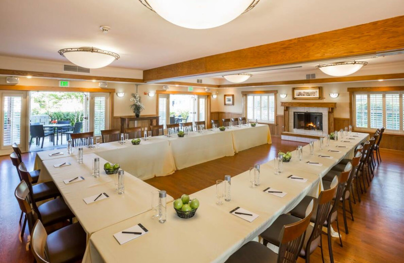 Conference room at Best Western Sonoma Valley Inn & Krug Event Center.