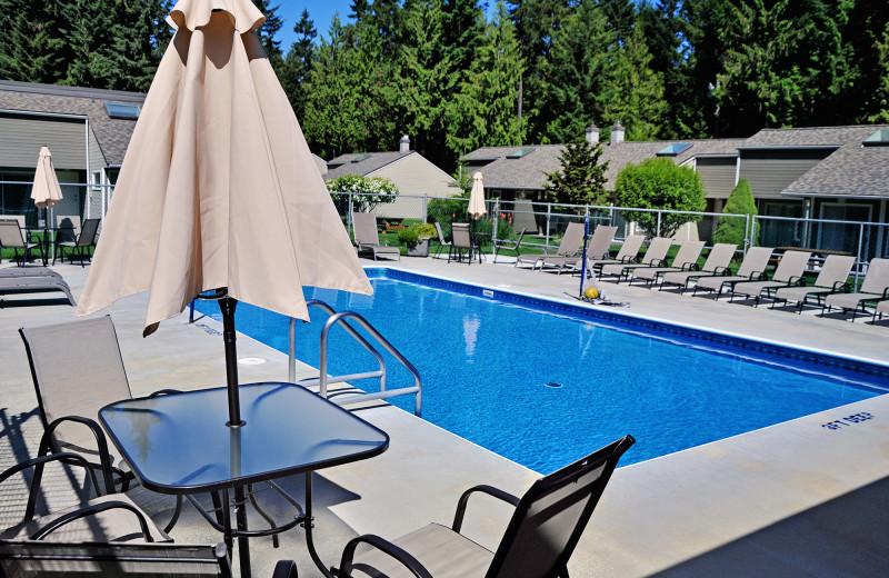 Pool at Ocean Trails Resort.