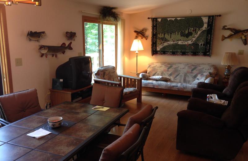 Rental interior at Redman Rental Group.