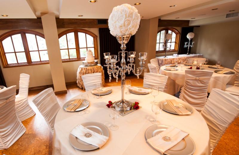 Weddings at Banff Caribou Lodge & Spa.