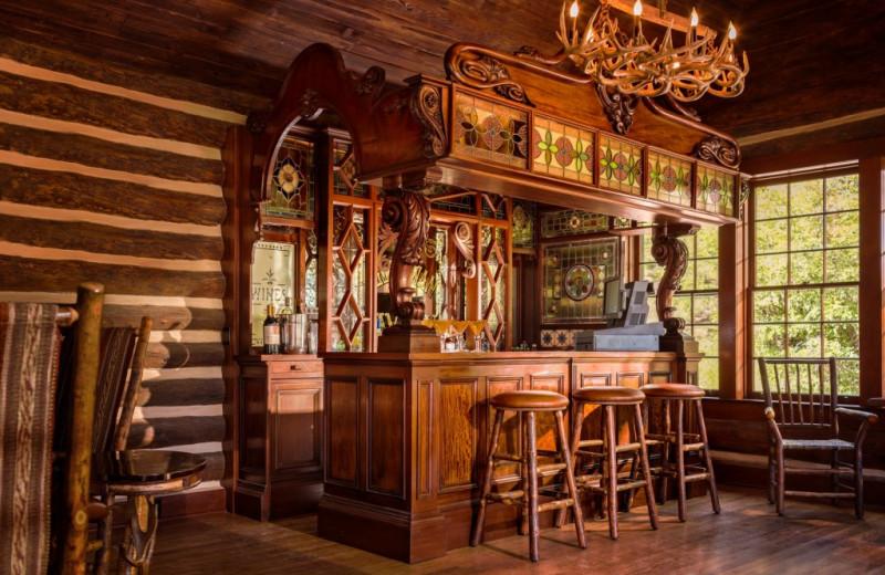 Bar view at The Ranch at Emerald Valley.
