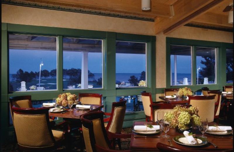 Fine Dining at The Samoset Resort