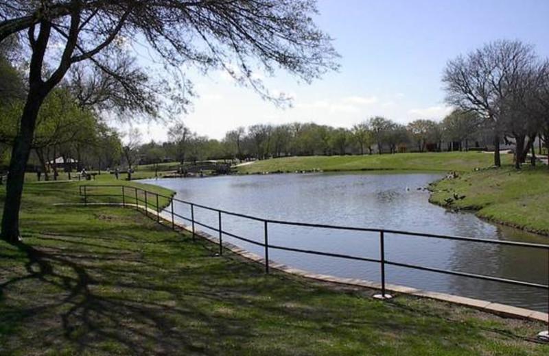Cottonwood Park near WindWater Hotel & Resort.