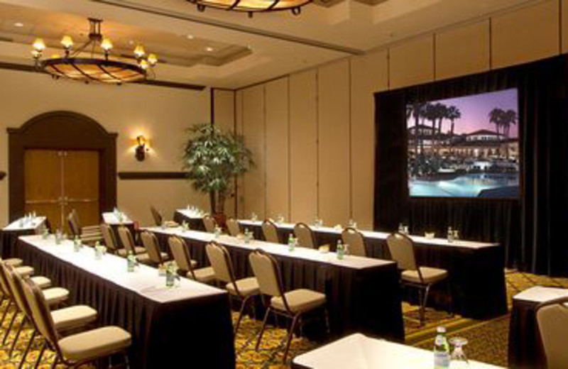 Conference Room at Rancho Las Palmas Resort