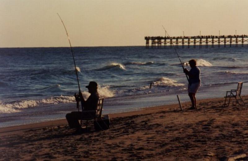 Fishing at Century 21 Action Inc.