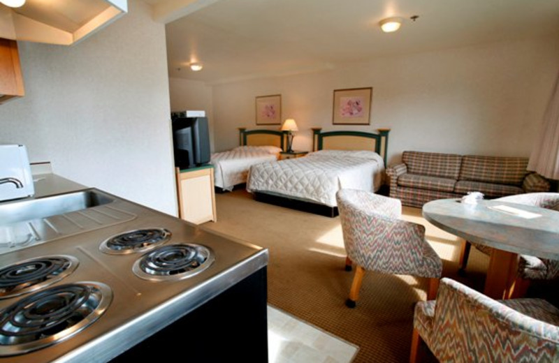 Guest Room Amenities at Inn at Seaside