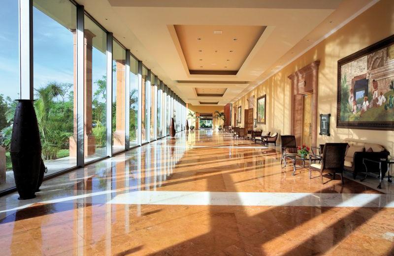 Resort Interior at Barceló Maya Tropical