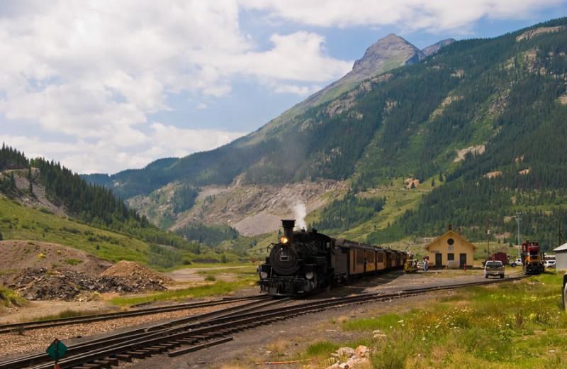 Train at Durango Colorado Vacations, LLC.