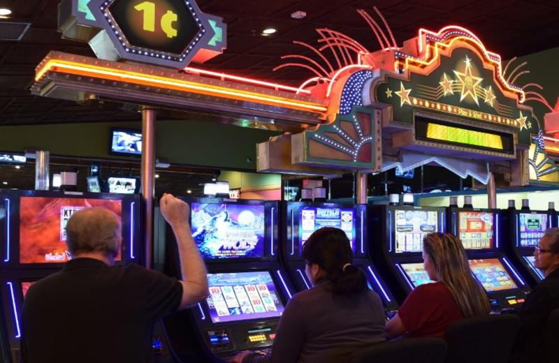 Casino at Hon-Dah Resort Casino & Conference Center.