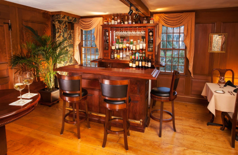 Bar at Adair Country Inn.