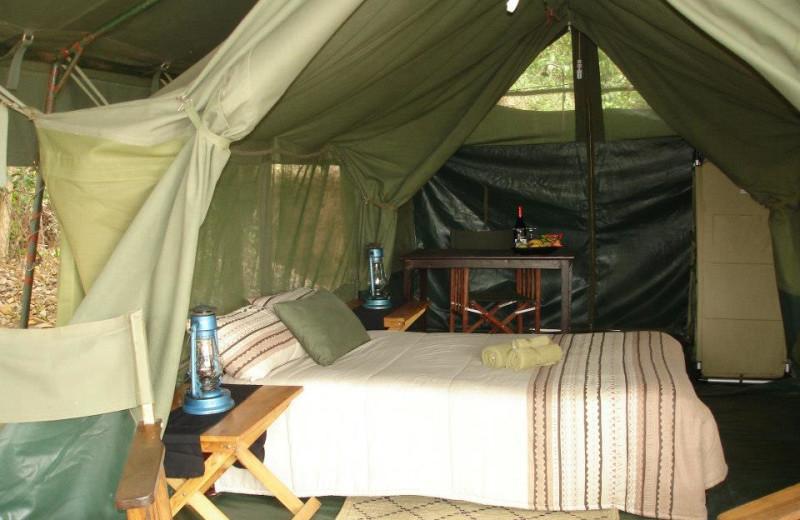 Tent at Gametrackers.