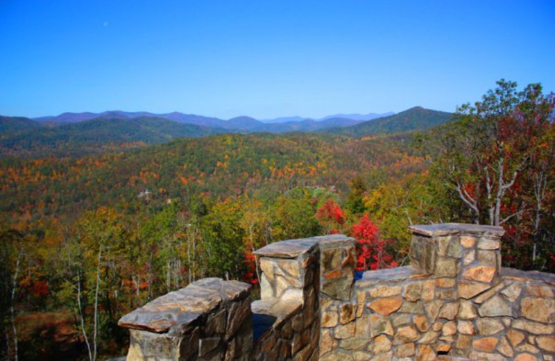 Vacation Rental Exterior at Blue Ridge for Rent