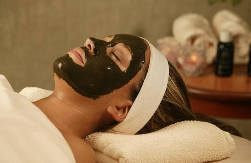 Facial at Eaglewood Resort & Spa.
