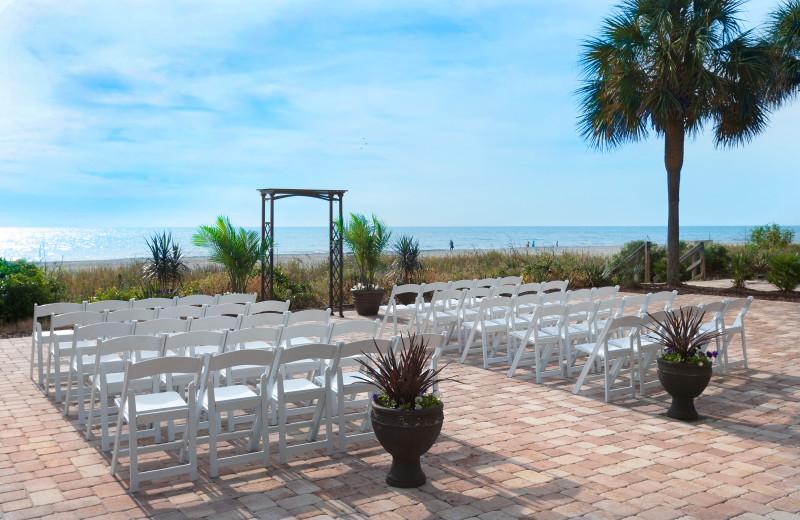 Wedding at The Breakers Resort.