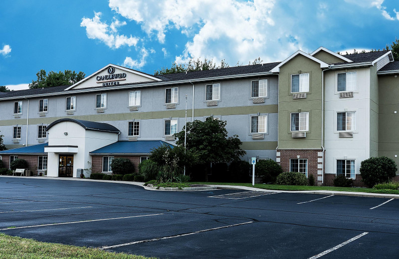 Exterior view of Candlewood Suites - Stevensville.