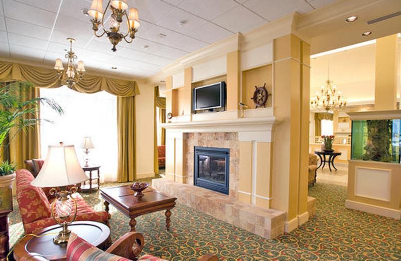 Suite At Hilton Garden Inn Outer Banks.