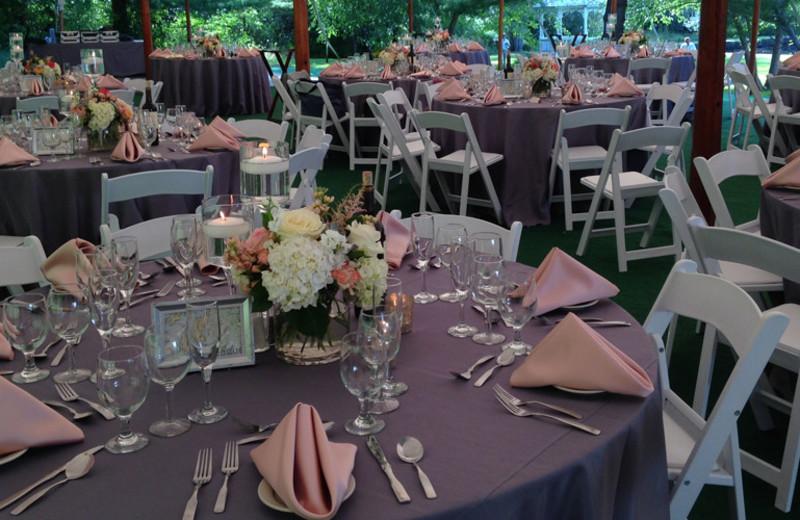 Weddings at Inn at Diamond Cove.