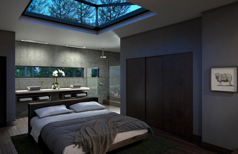 Green Haus bedroom at The Green O.